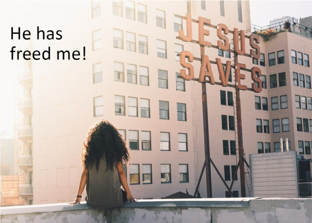 Photo2 He has freed me